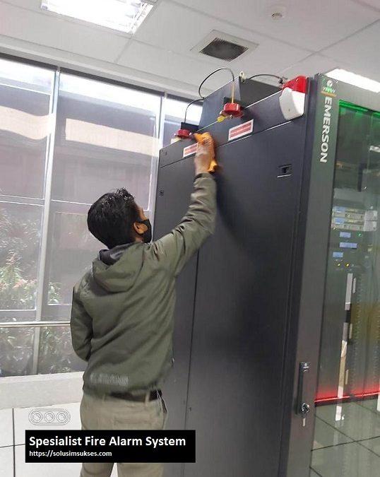 Kontraktor Fire Alarm
